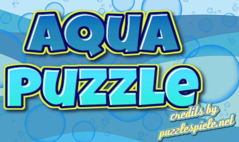 Image Aqua Puzzle