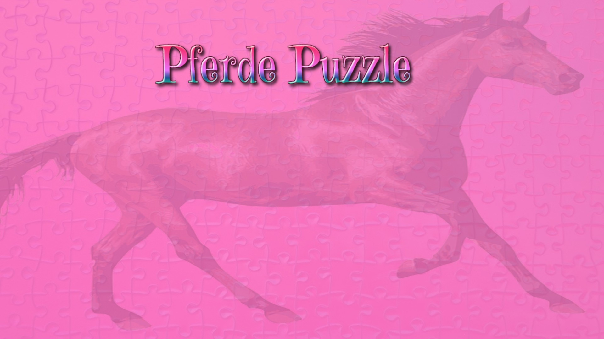 Image Pferde Puzzle