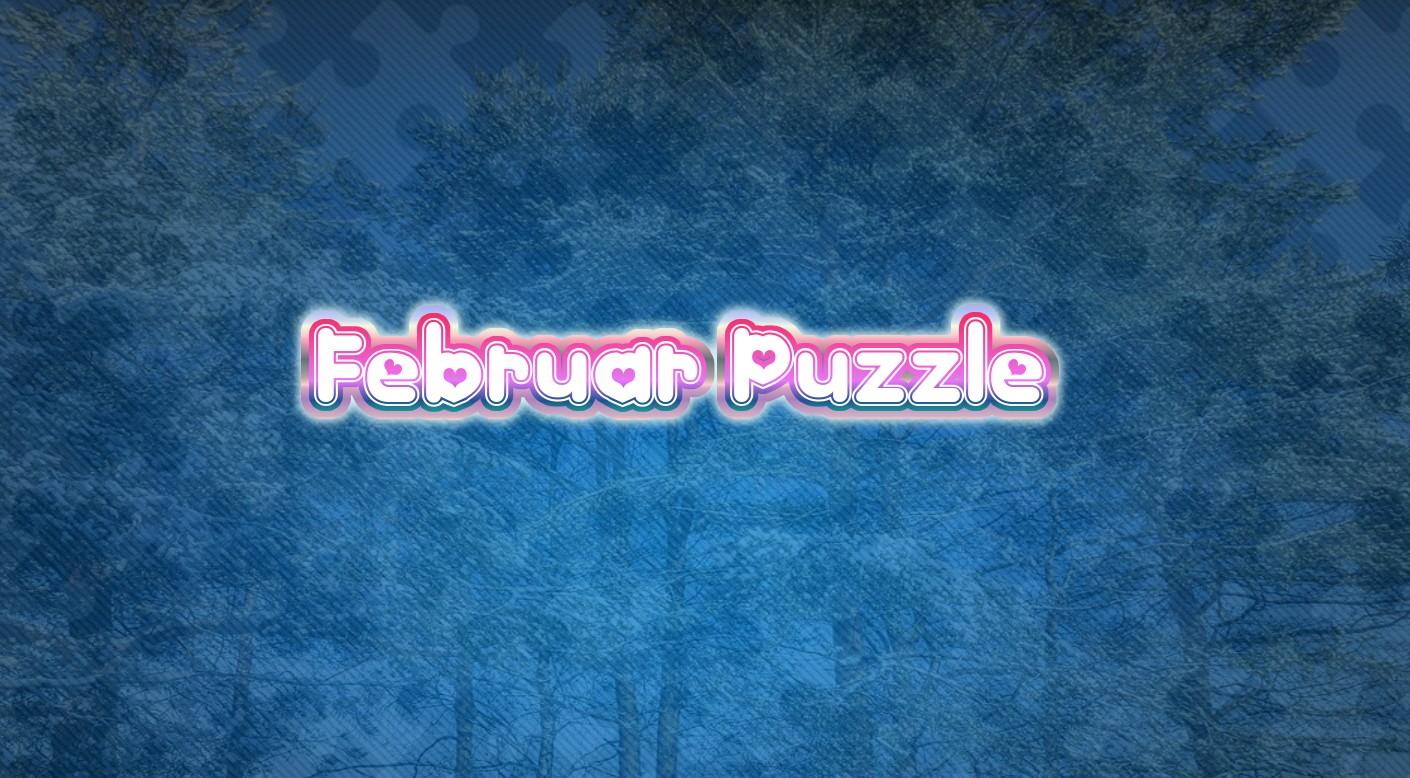 Februar Puzzle