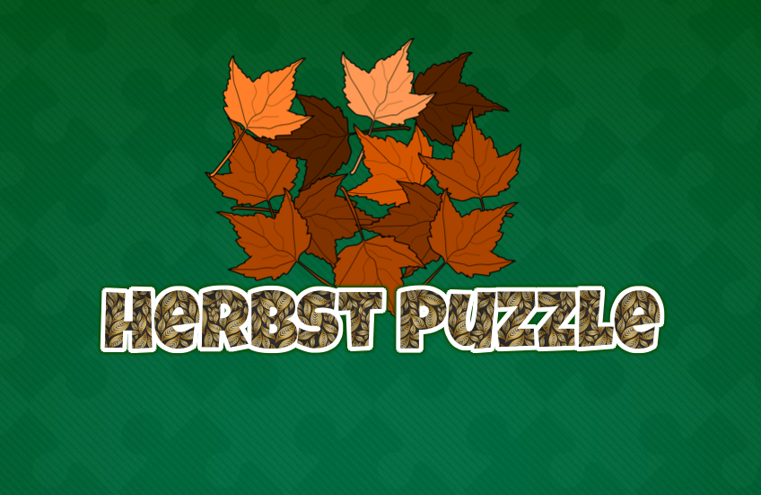 Herbst Puzzle
