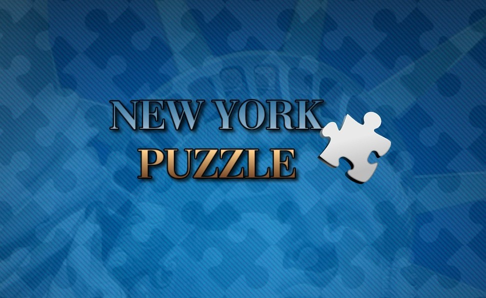 Image New York Puzzle