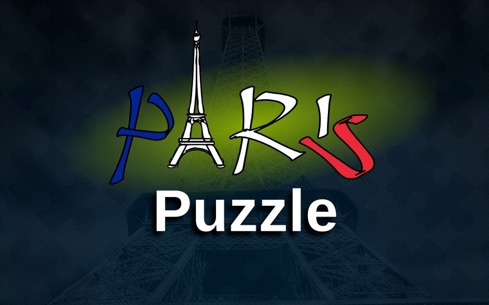 Image Paris Puzzle