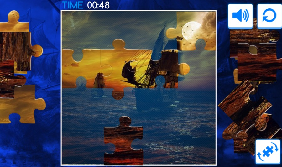 Image Pirate Puzzle