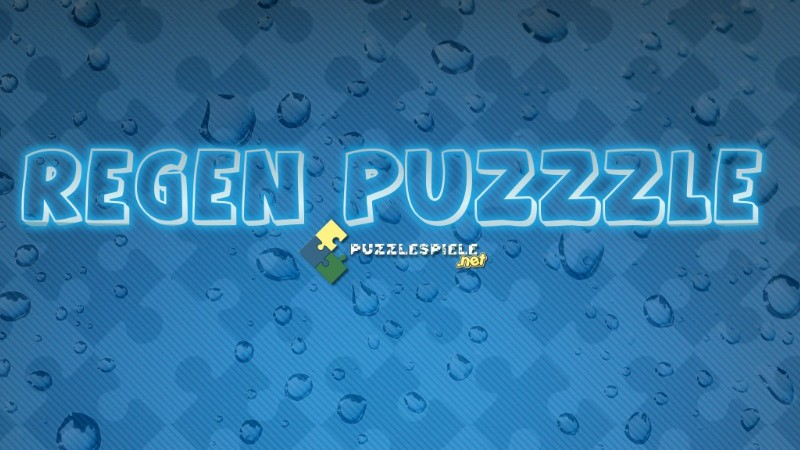 Regen Puzzle