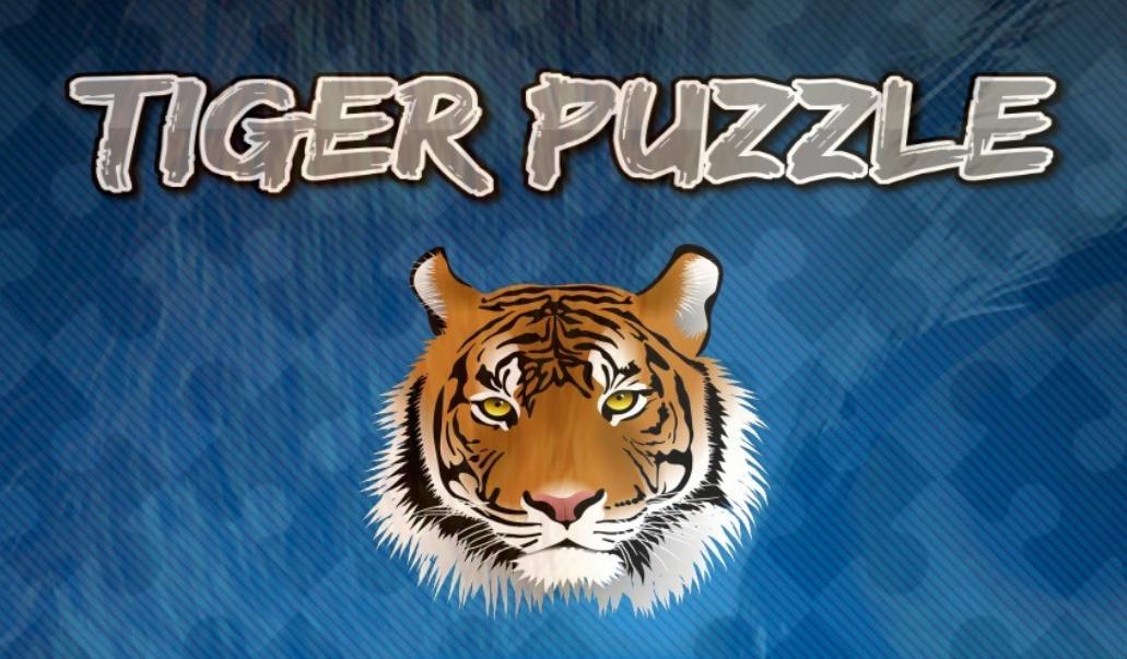 Image Tiger Puzzle